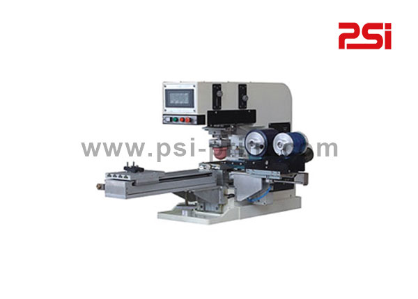 125-90T single color pad printe